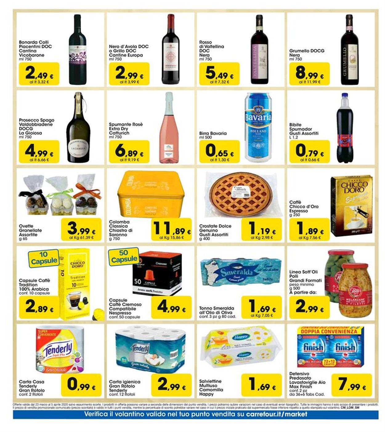 Volantino Carrefour - Offerte 23/03-05/04/2020 (Pagina 4)