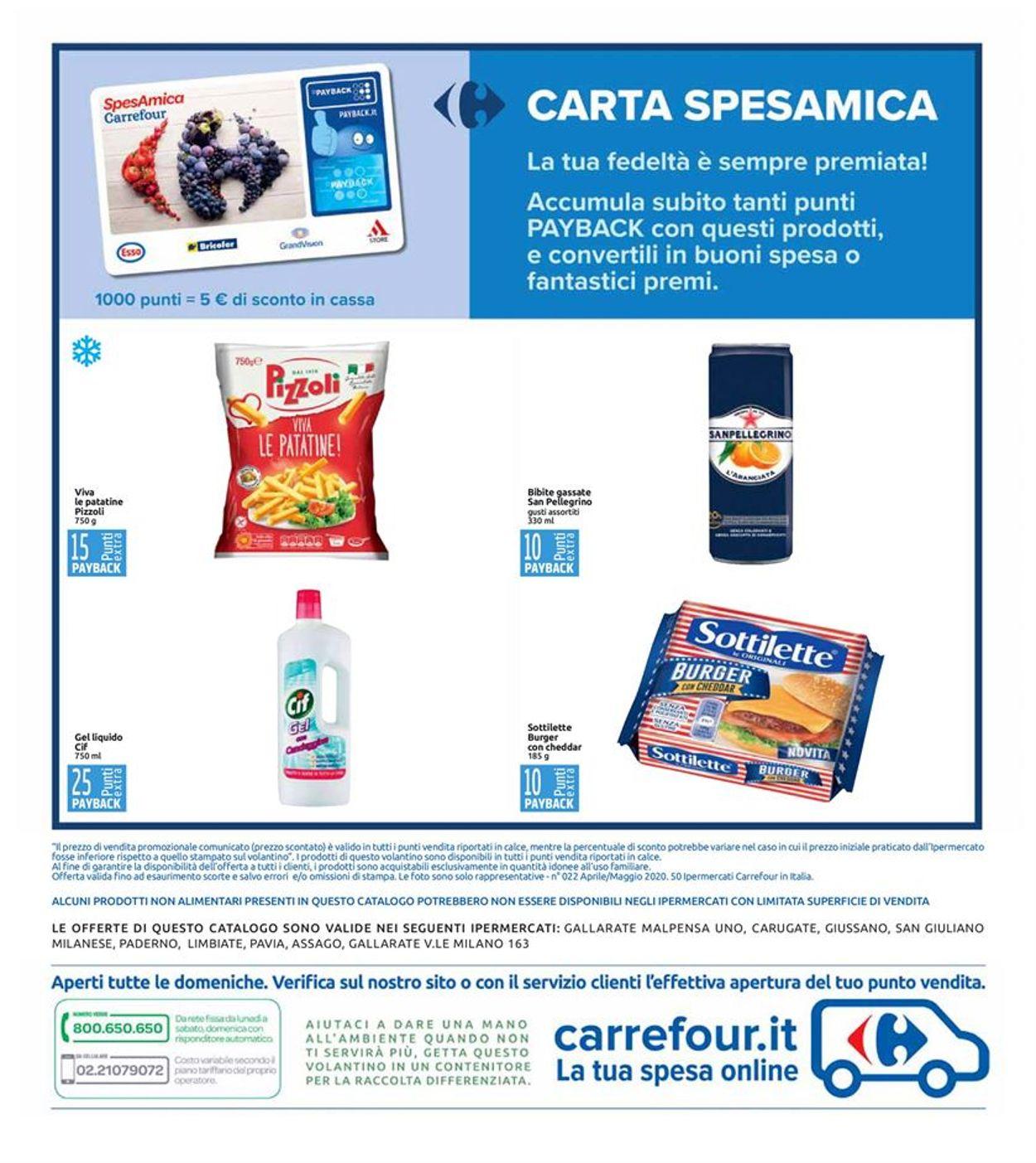 Volantino Carrefour - Offerte 24/04-03/05/2020 (Pagina 24)