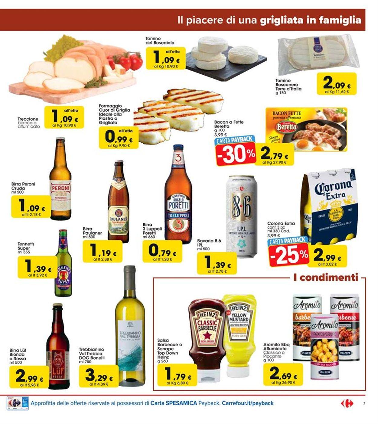 Volantino Carrefour - Offerte 24/04-03/05/2020 (Pagina 7)