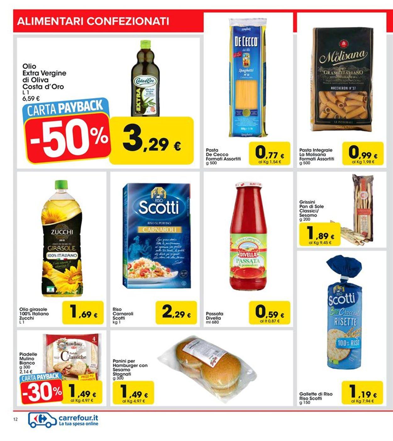 Volantino Carrefour - Offerte 24/04-03/05/2020 (Pagina 12)