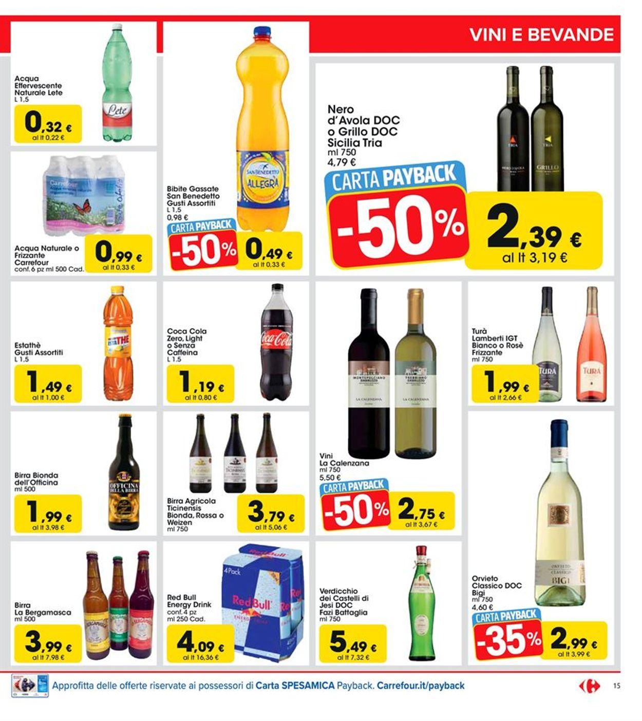 Volantino Carrefour - Offerte 24/04-03/05/2020 (Pagina 15)