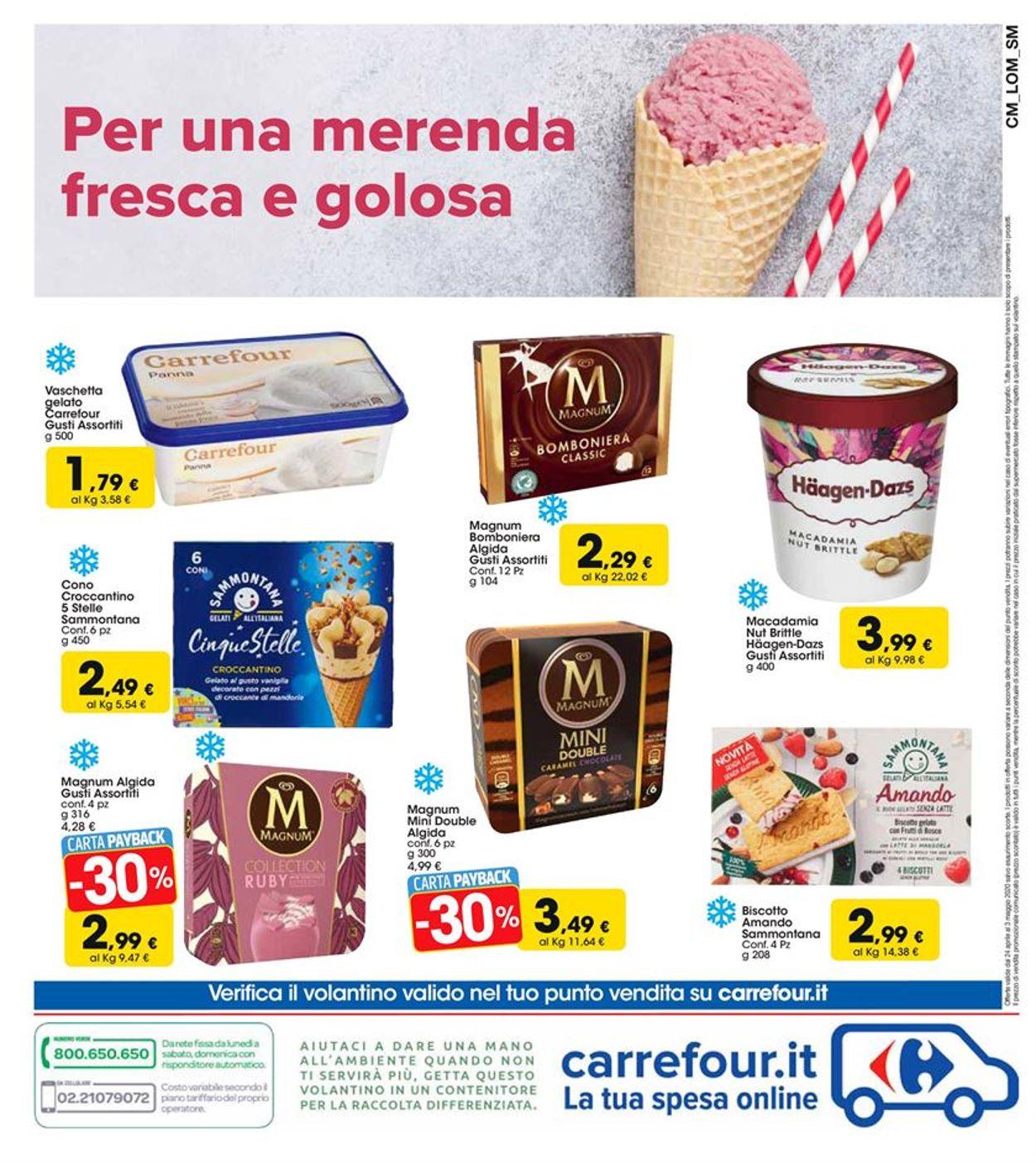 Volantino Carrefour - Offerte 24/04-03/05/2020 (Pagina 20)