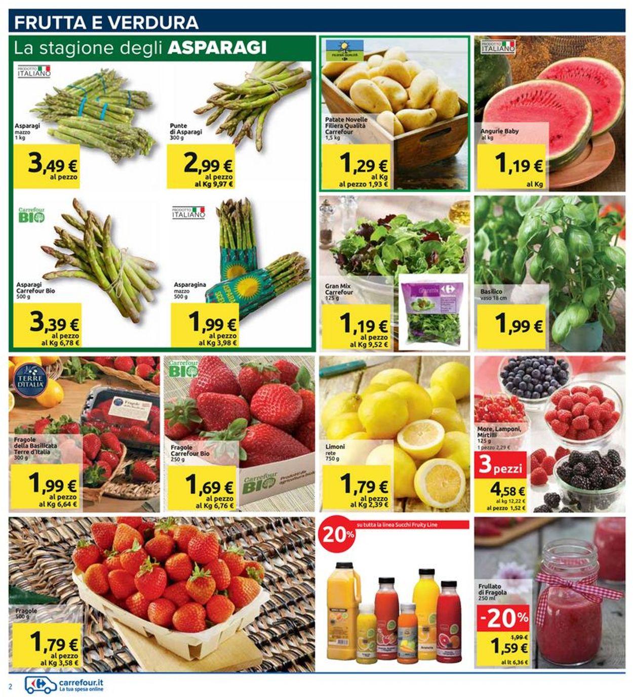 Volantino Carrefour - Offerte 04/05-14/05/2020 (Pagina 2)