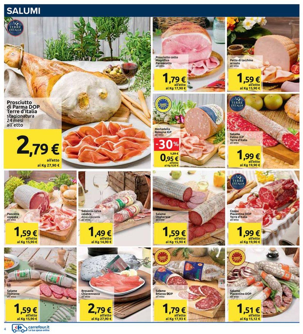 Volantino Carrefour - Offerte 04/05-14/05/2020 (Pagina 4)