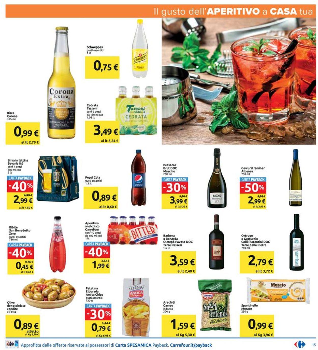Volantino Carrefour - Offerte 04/05-14/05/2020 (Pagina 15)