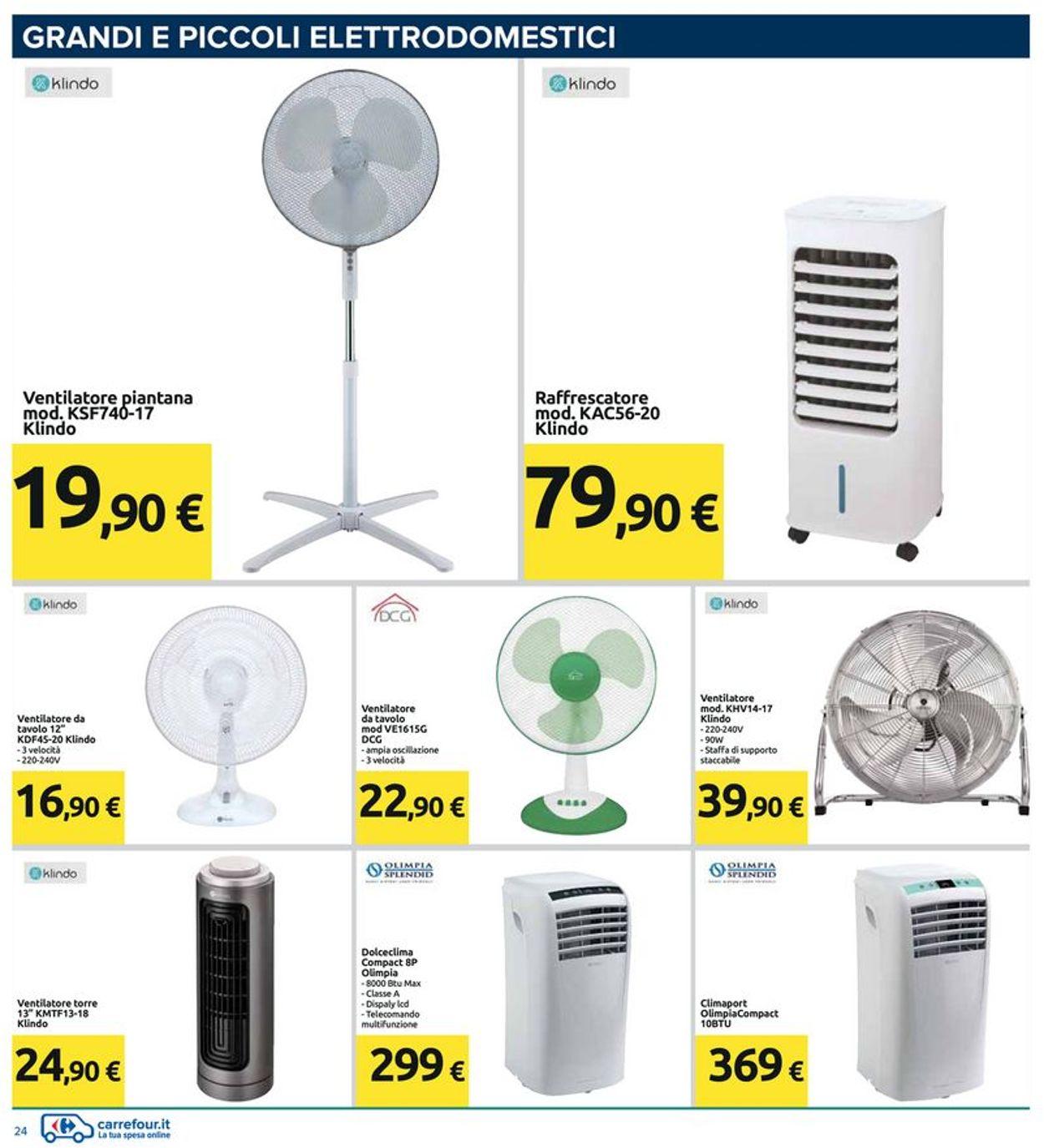 Volantino Carrefour - Offerte 04/05-14/05/2020 (Pagina 24)