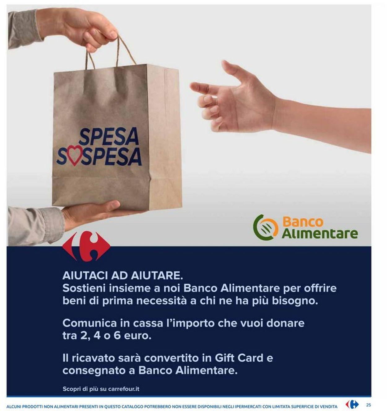 Volantino Carrefour - Offerte 04/05-14/05/2020 (Pagina 25)