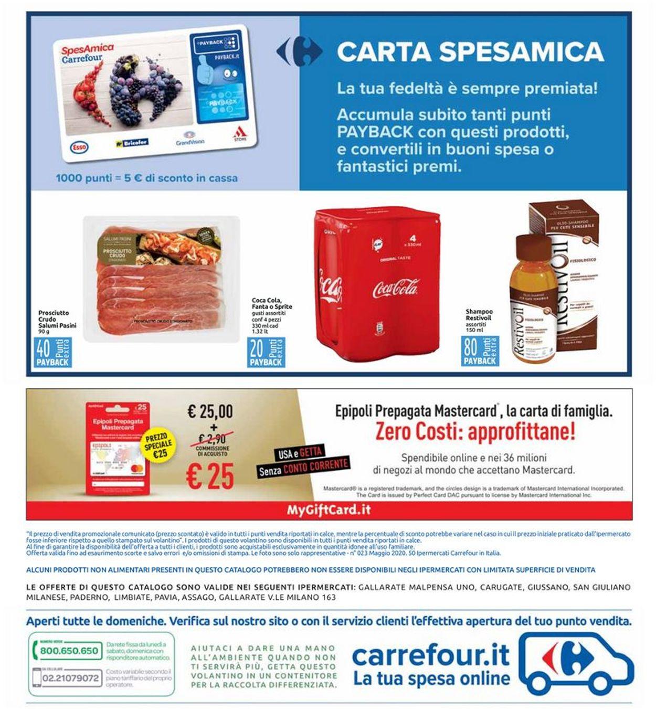 Volantino Carrefour - Offerte 04/05-14/05/2020 (Pagina 26)