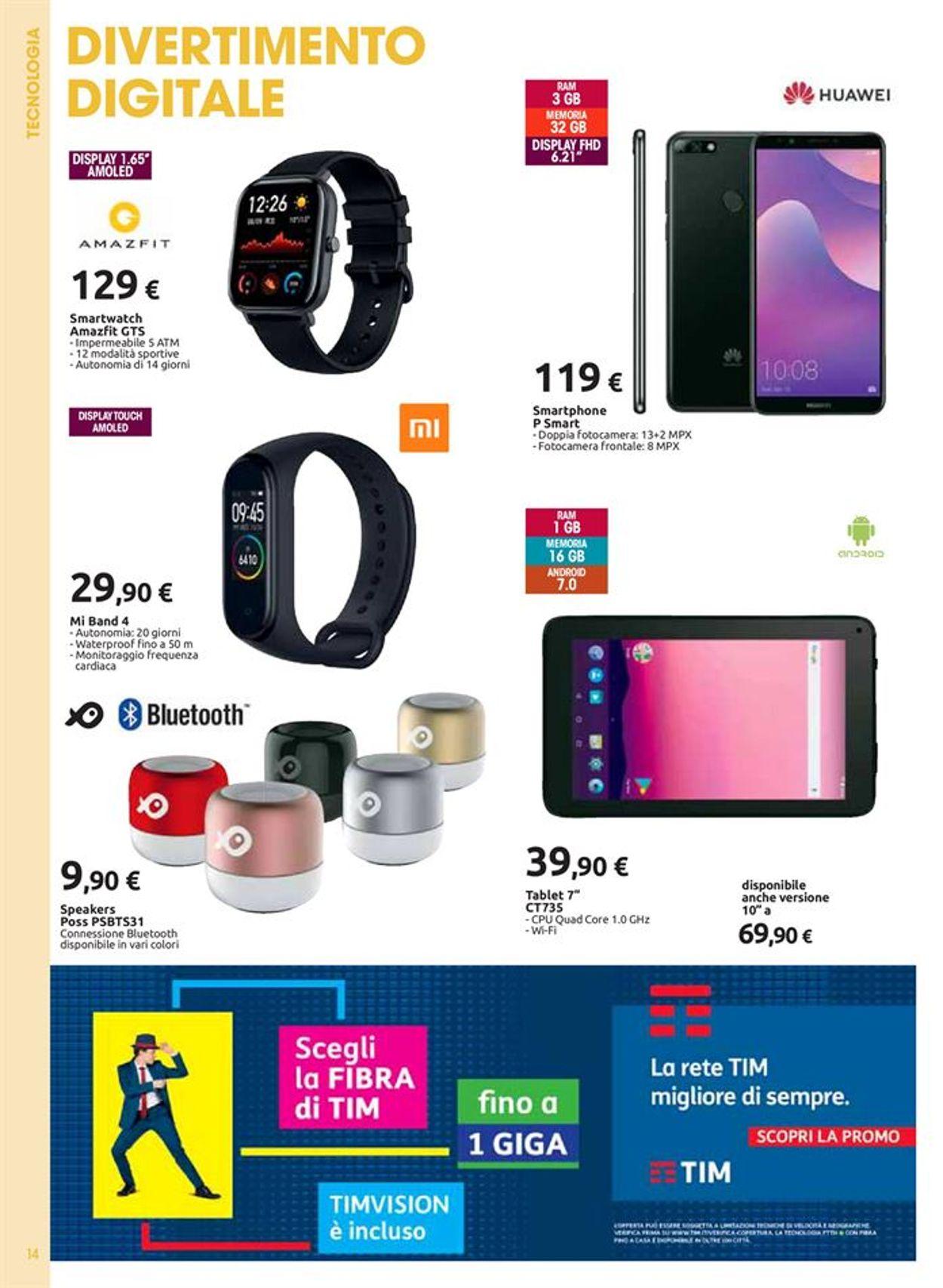 Volantino Carrefour - Offerte 27/04-31/05/2020 (Pagina 14)