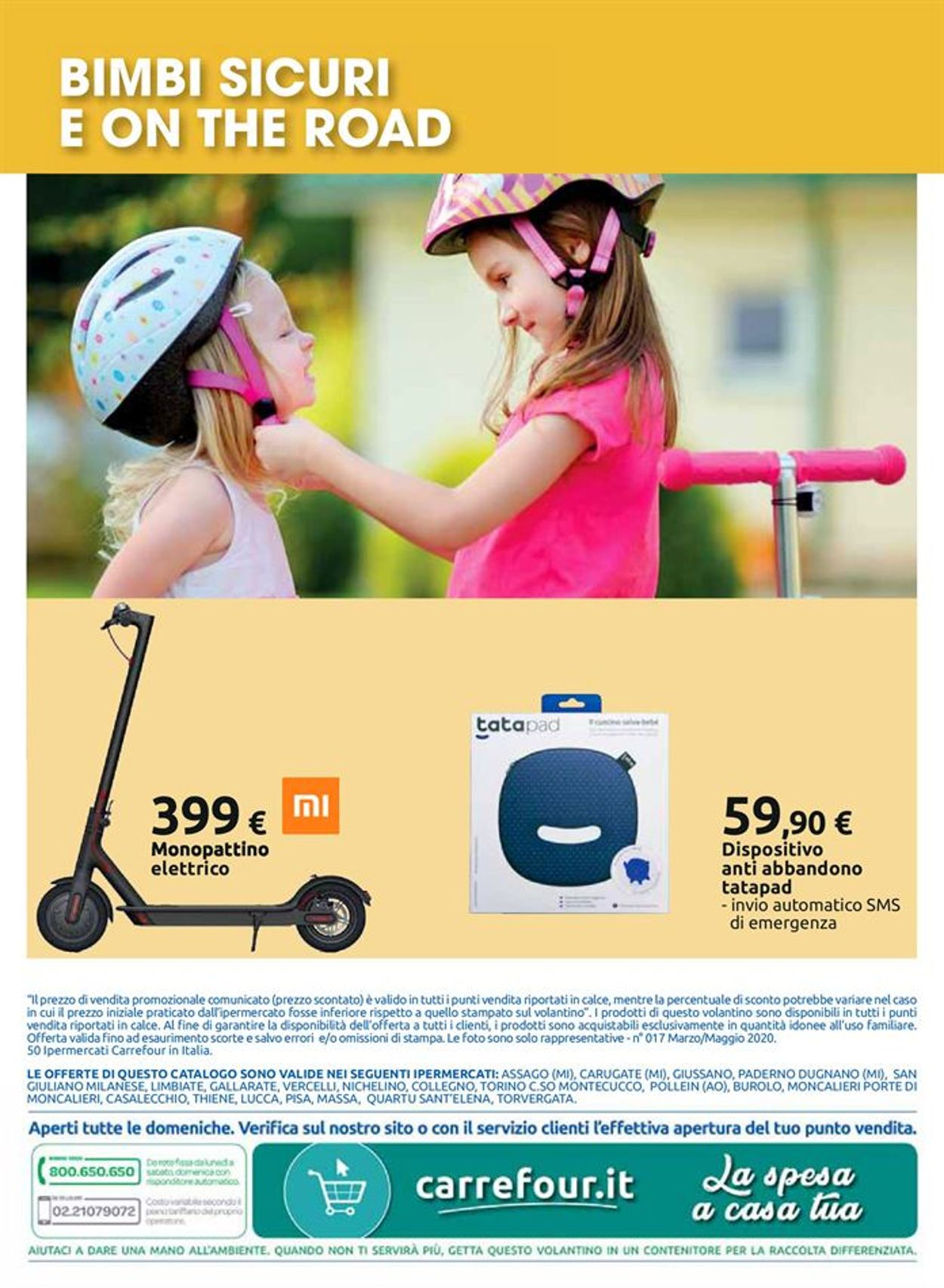 Volantino Carrefour - Offerte 27/04-31/05/2020 (Pagina 16)