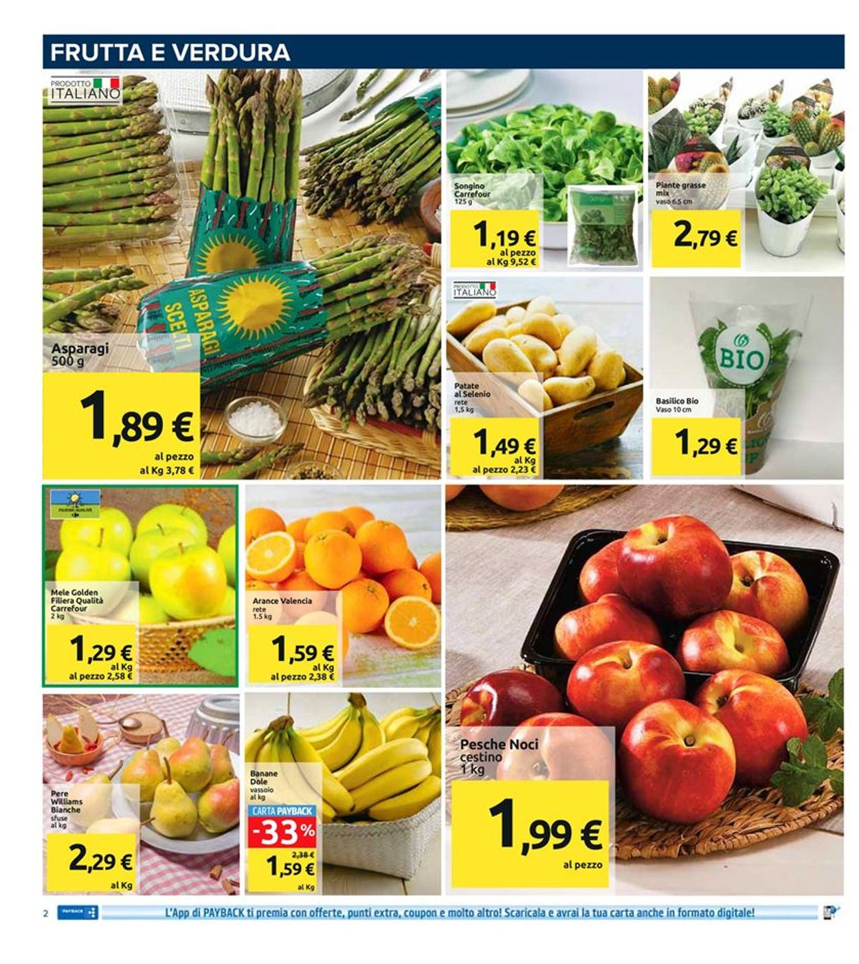 Volantino Carrefour - Offerte 26/05-04/06/2020 (Pagina 2)