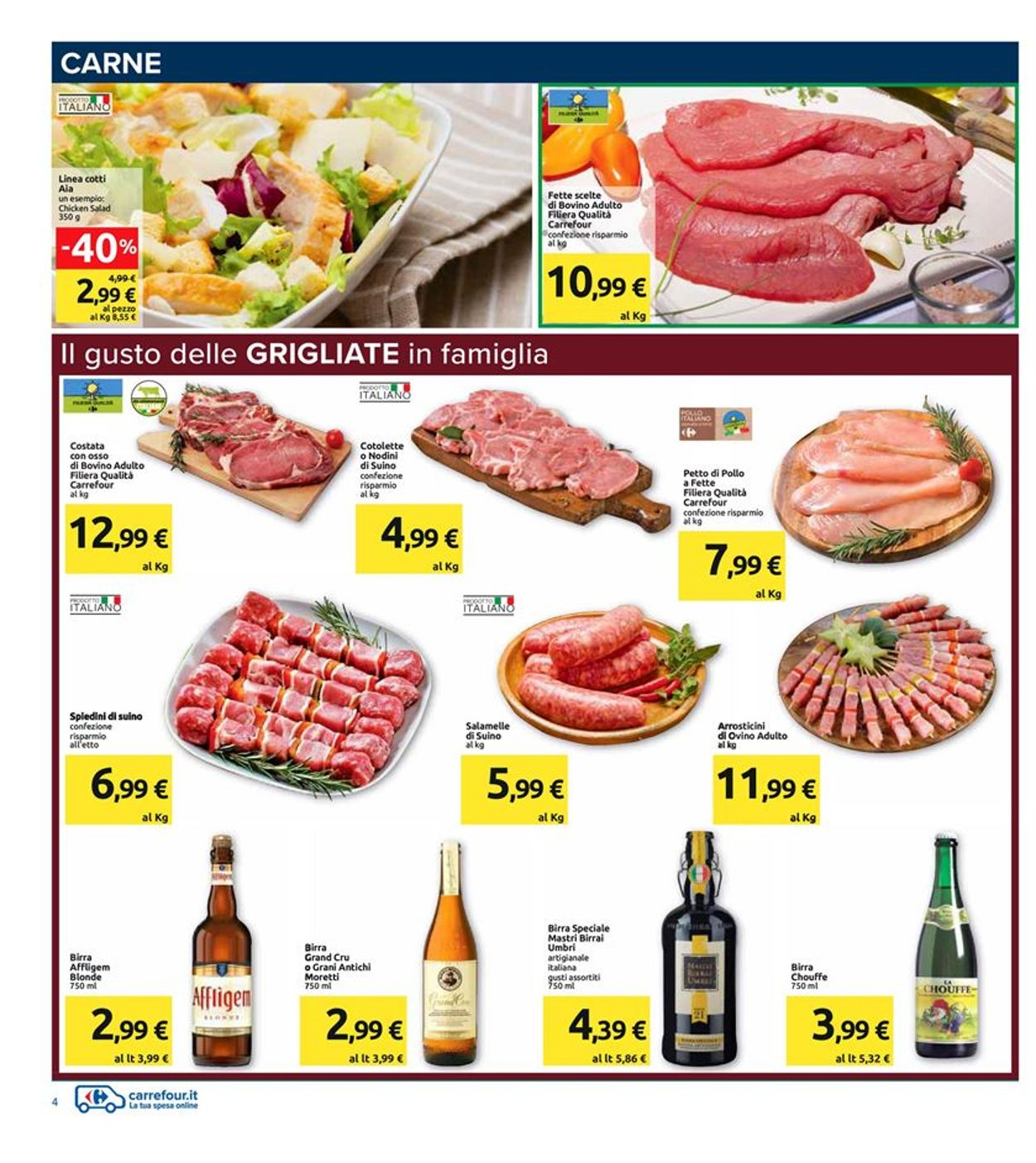 Volantino Carrefour - Offerte 26/05-04/06/2020 (Pagina 4)