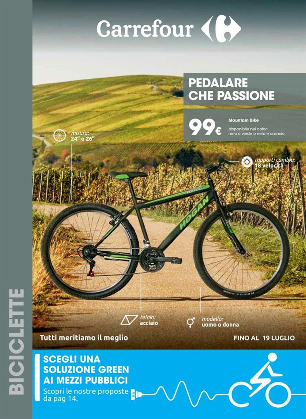 Volantino Carrefour - Offerte 29/05-19/06/2020