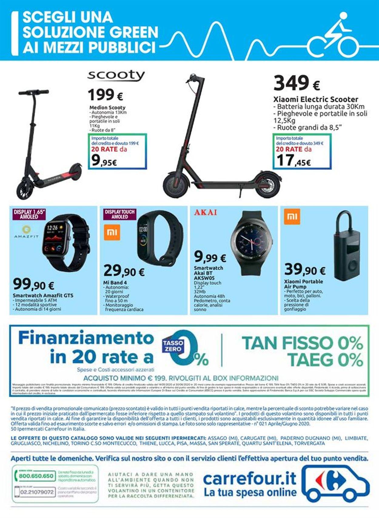 Volantino Carrefour - Offerte 29/05-19/06/2020 (Pagina 16)