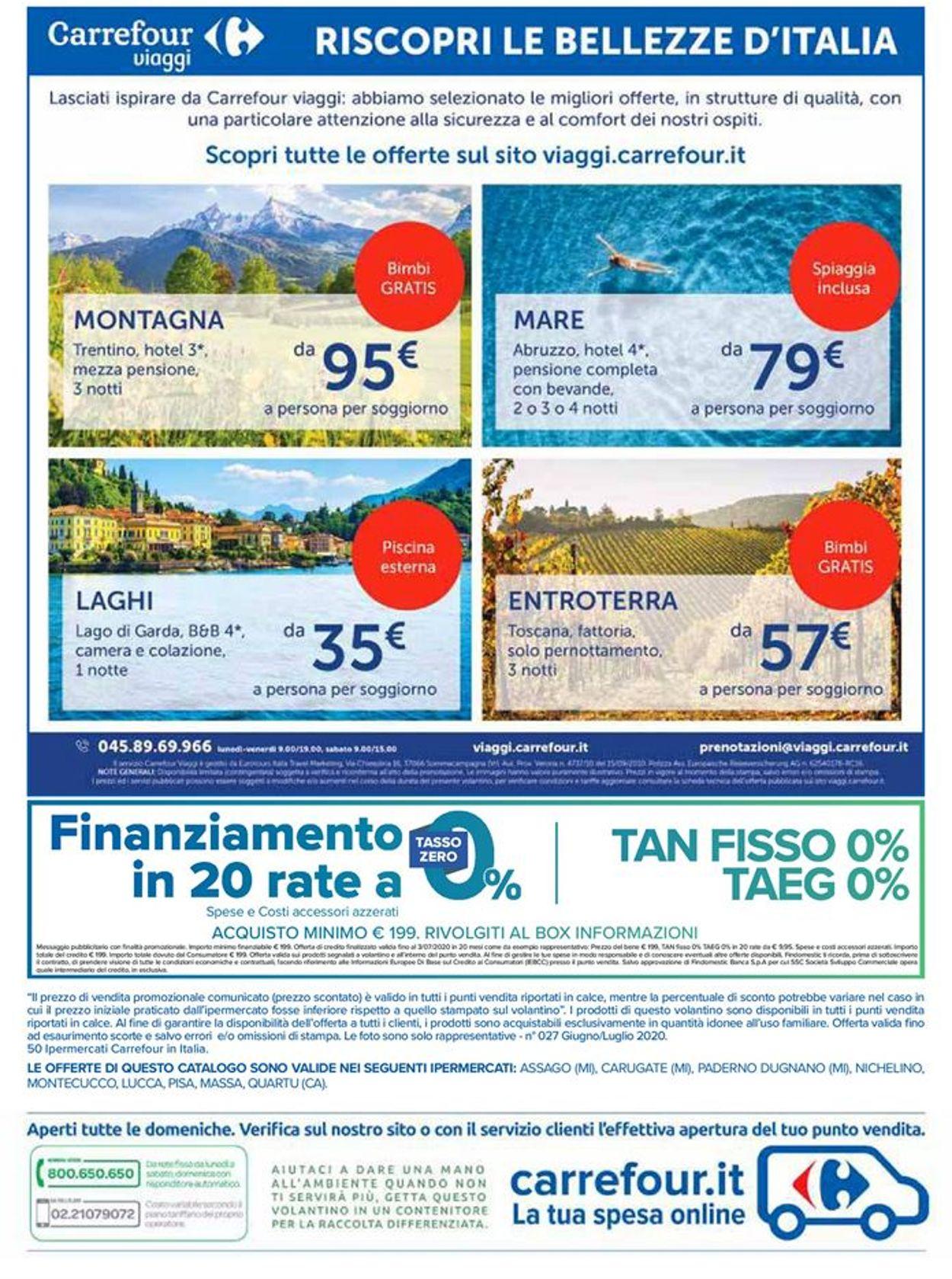 Volantino Carrefour - Offerte 28/05-03/07/2020 (Pagina 50)