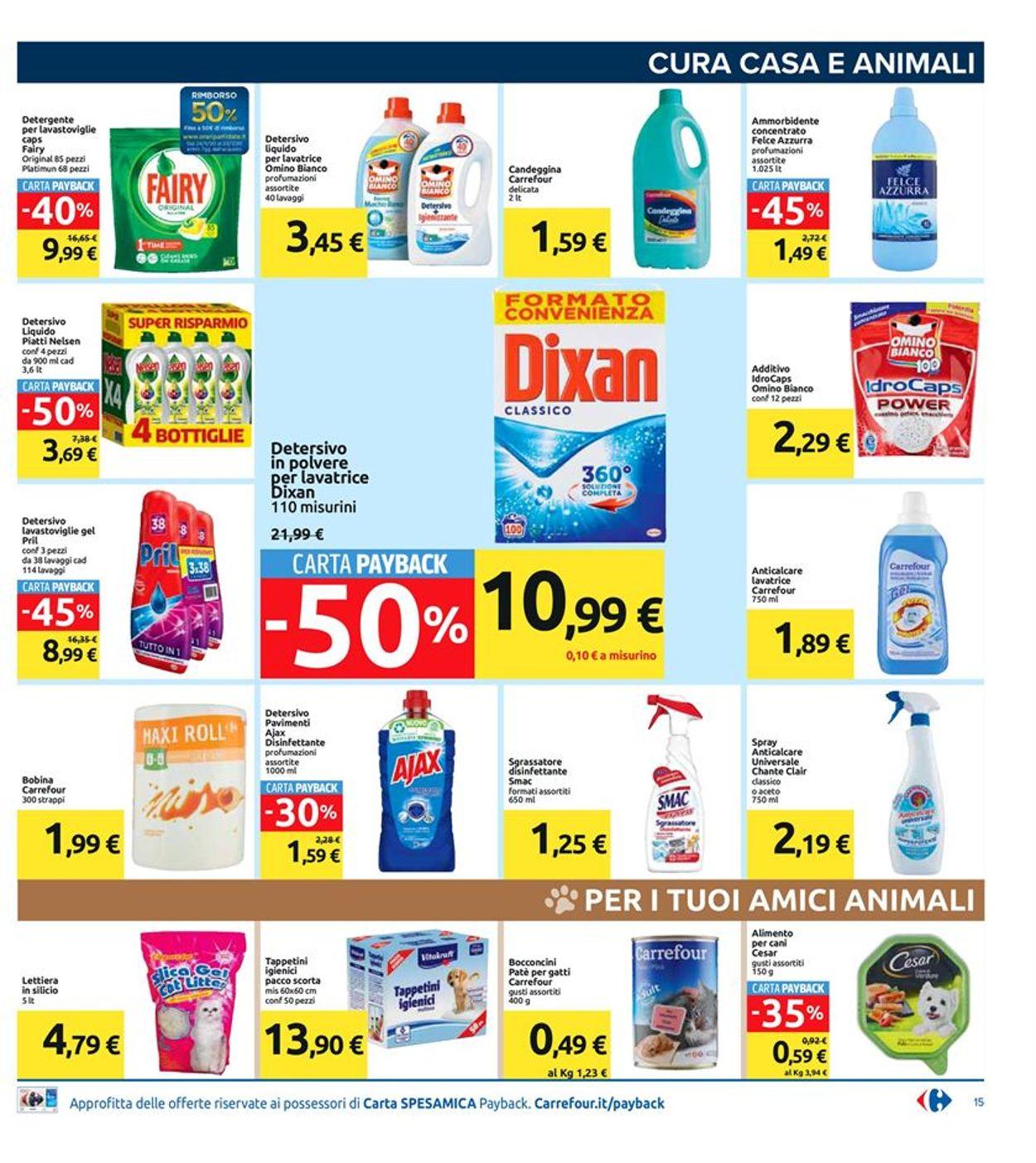 Volantino Carrefour - Offerte 26/06-06/07/2020 (Pagina 17)
