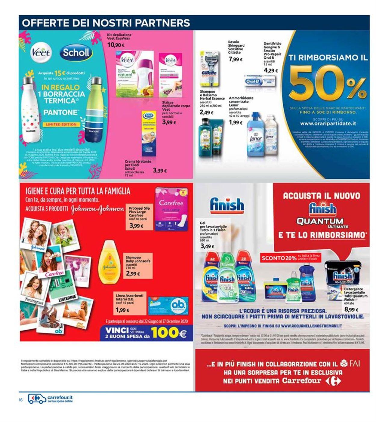 Volantino Carrefour - Offerte 26/06-06/07/2020 (Pagina 18)