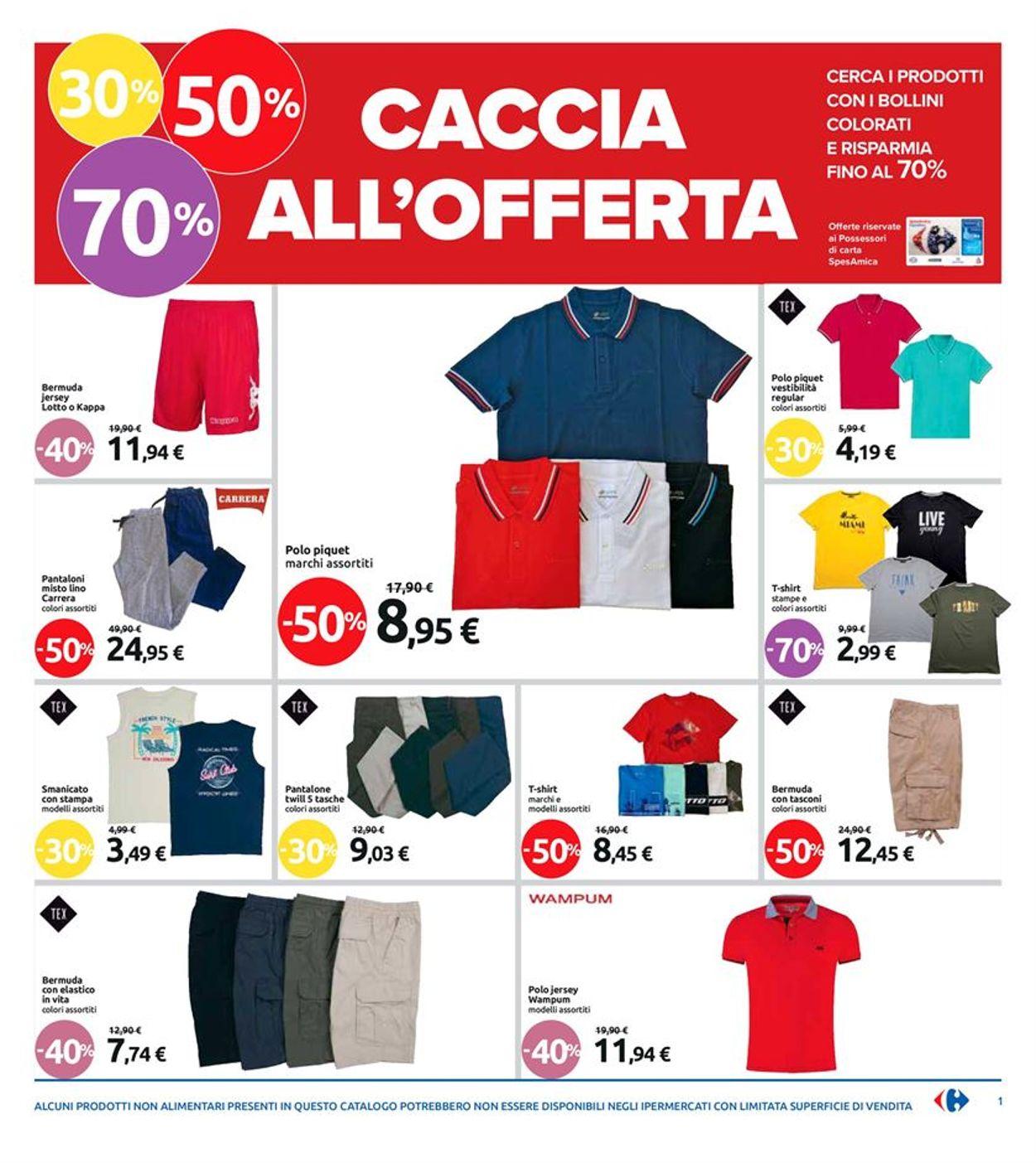 Volantino Carrefour - Offerte 07/07-16/07/2020