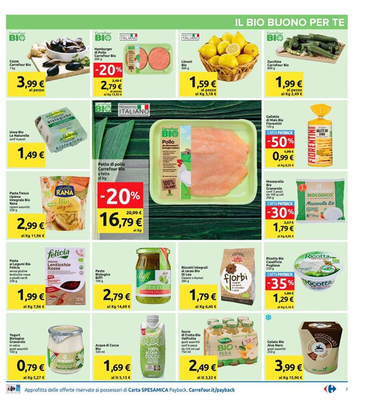 Volantino Carrefour - Offerte 07/07-16/07/2020 (Pagina 7)
