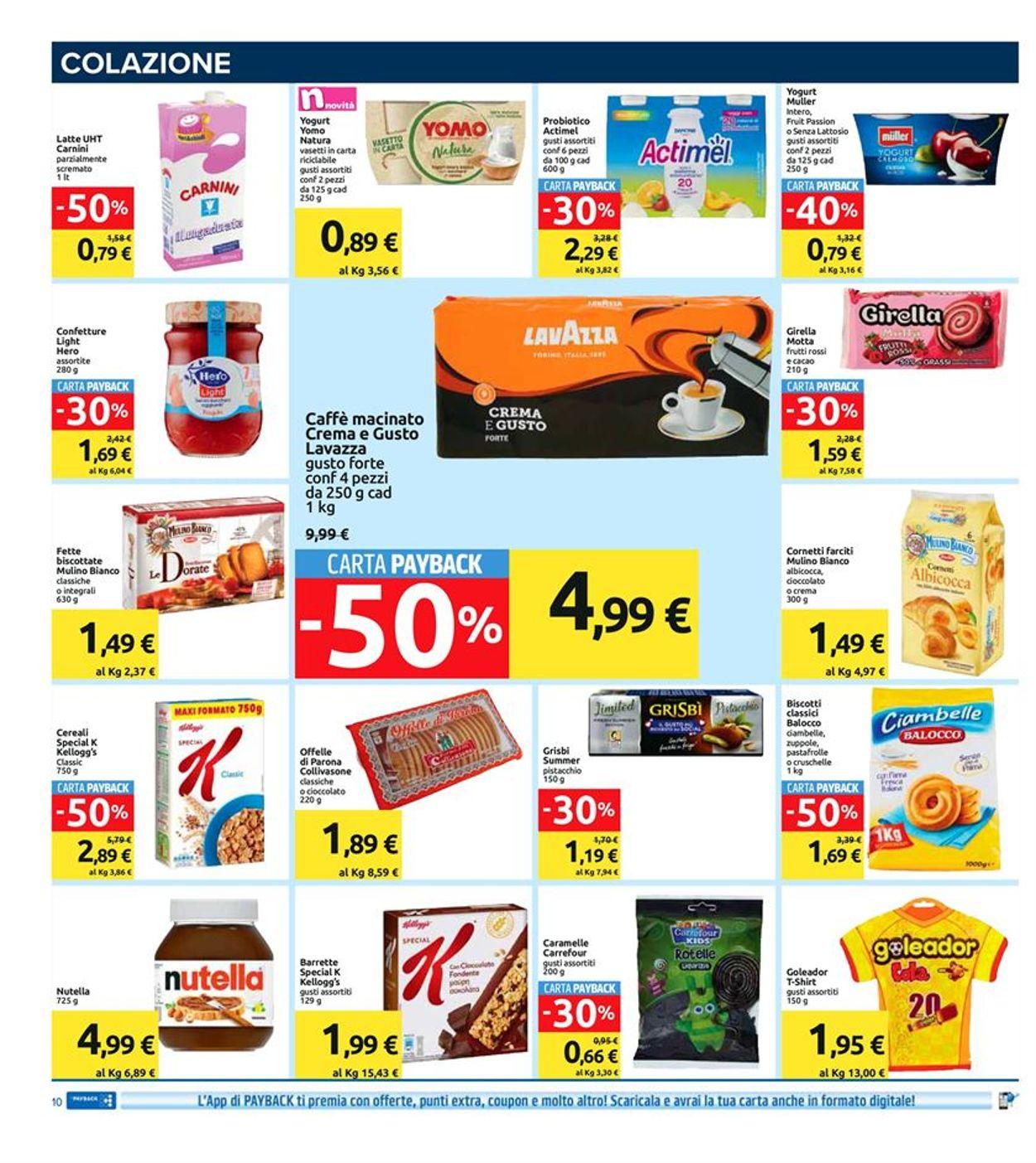 Volantino Carrefour - Offerte 07/07-16/07/2020 (Pagina 10)