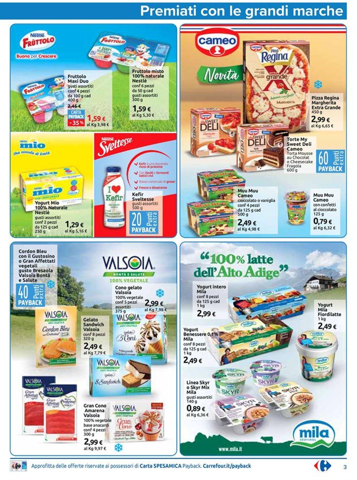 Volantino Carrefour - Offerte 07/07-27/07/2020 (Pagina 3)