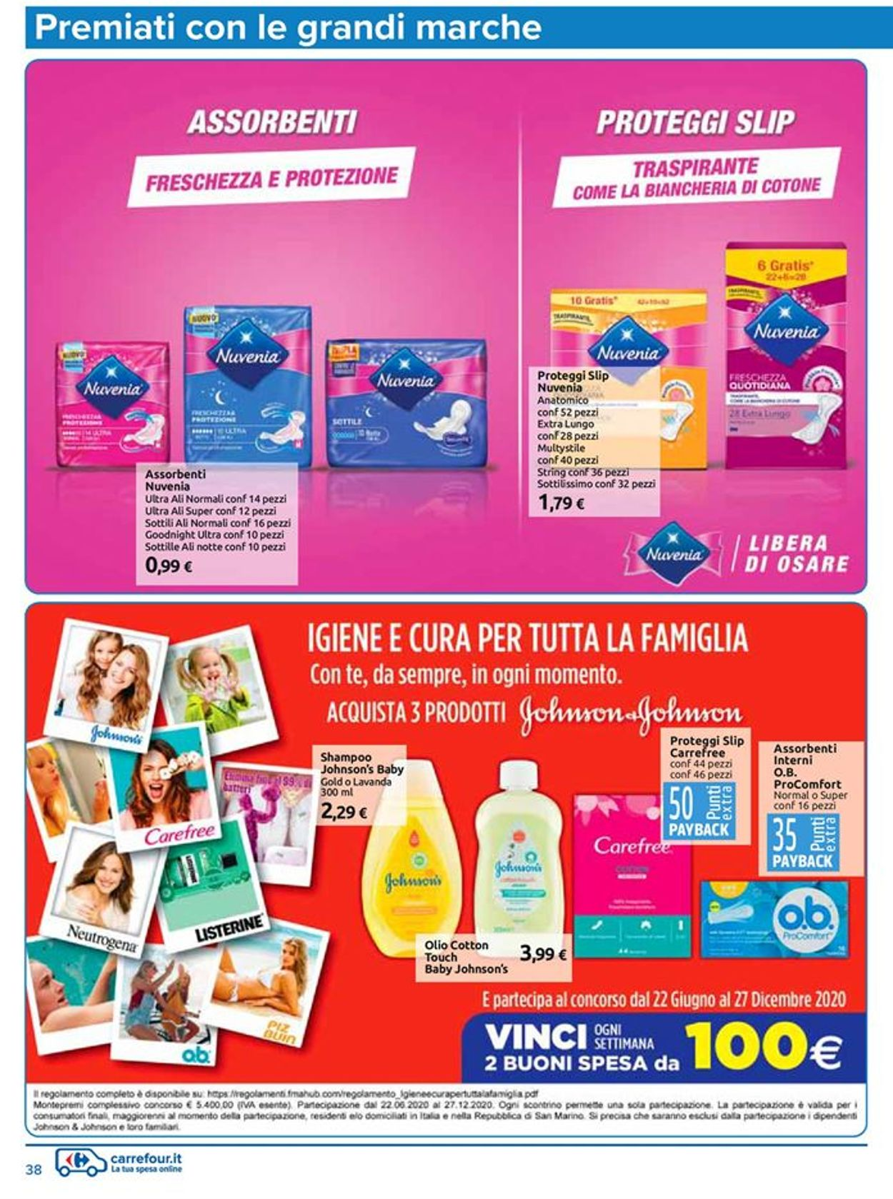 Volantino Carrefour - Offerte 07/07-27/07/2020 (Pagina 40)