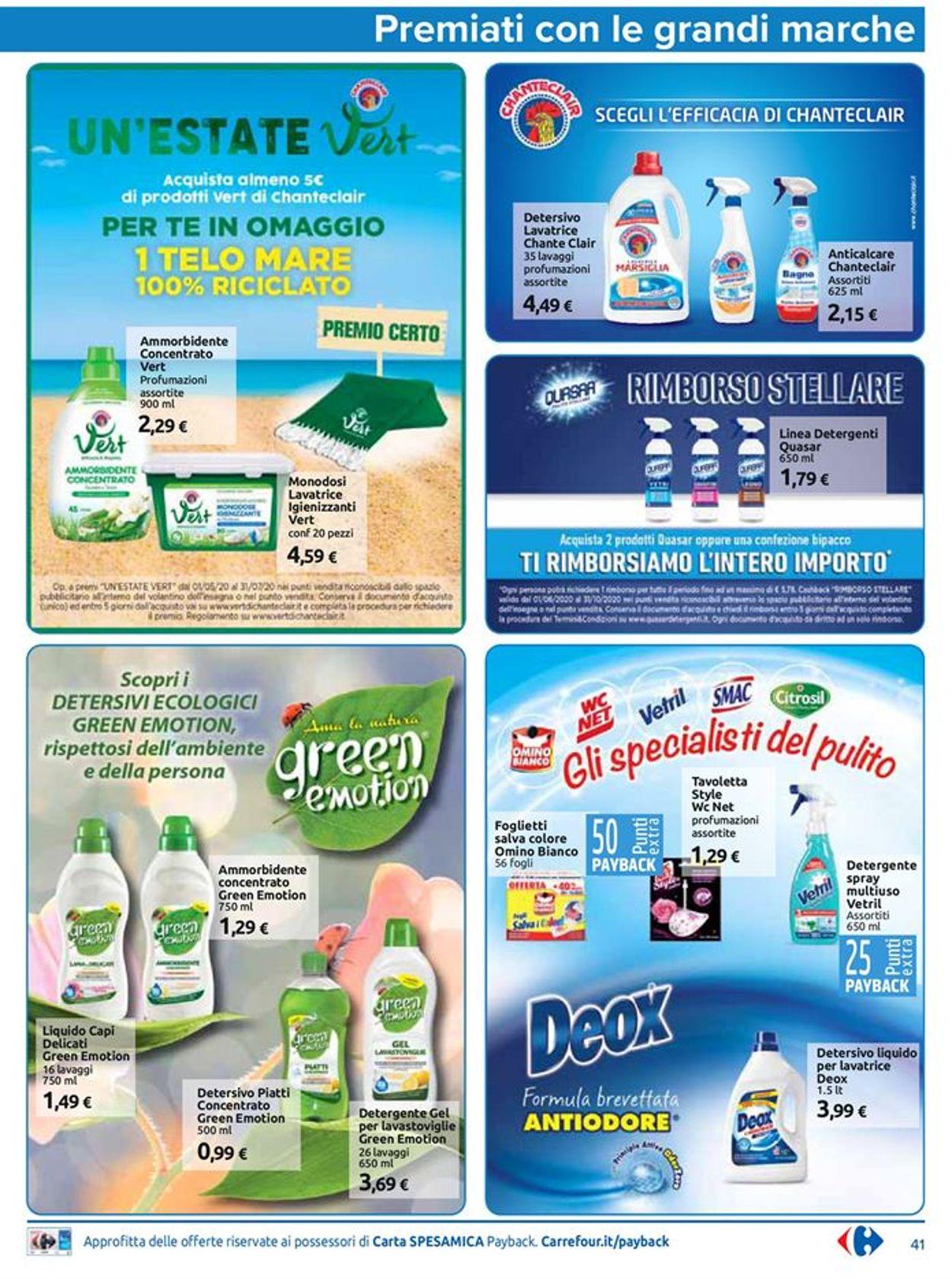Volantino Carrefour - Offerte 07/07-27/07/2020 (Pagina 43)
