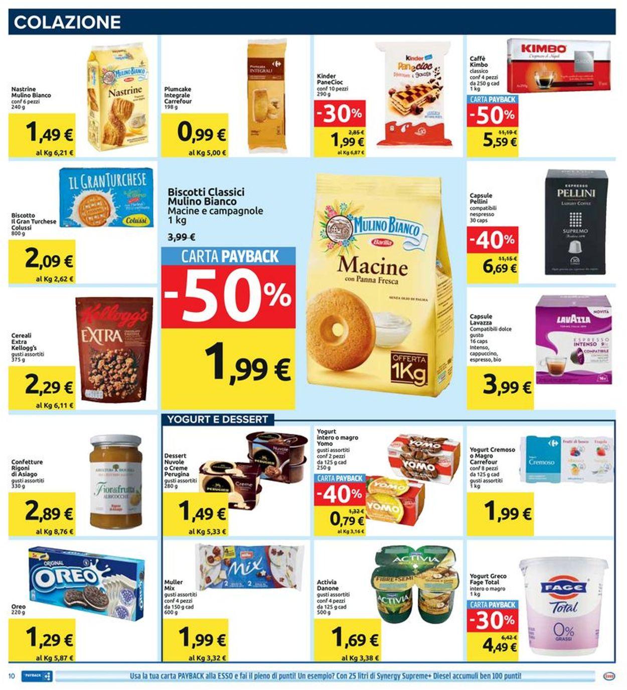 Volantino Carrefour - Offerte 17/07-27/07/2020 (Pagina 10)