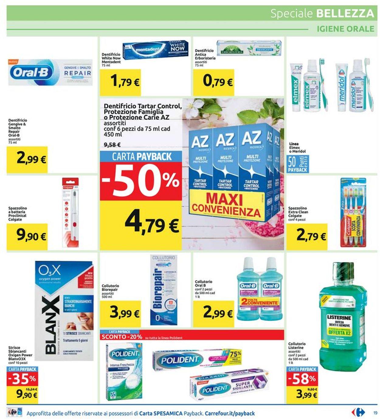 Volantino Carrefour - Offerte 17/07-27/07/2020 (Pagina 21)