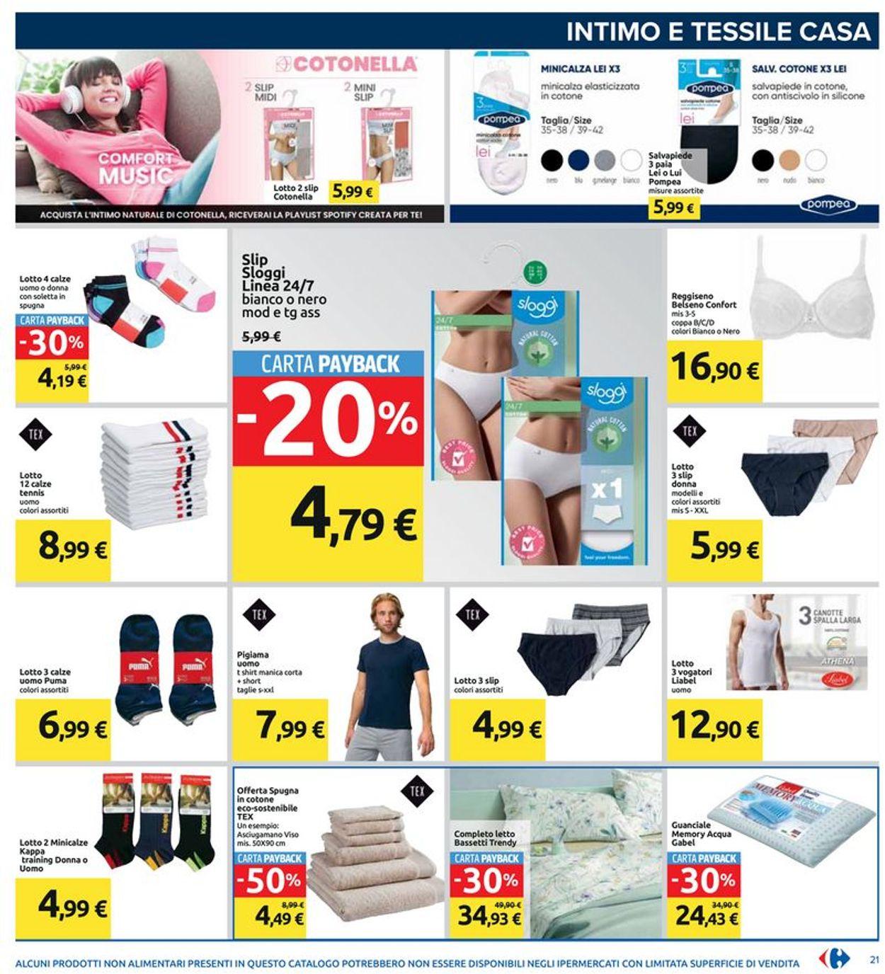 Volantino Carrefour - Offerte 17/07-27/07/2020 (Pagina 23)