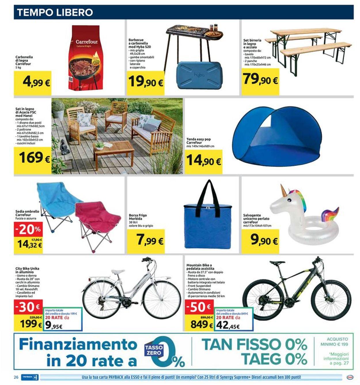 Volantino Carrefour - Offerte 17/07-27/07/2020 (Pagina 28)
