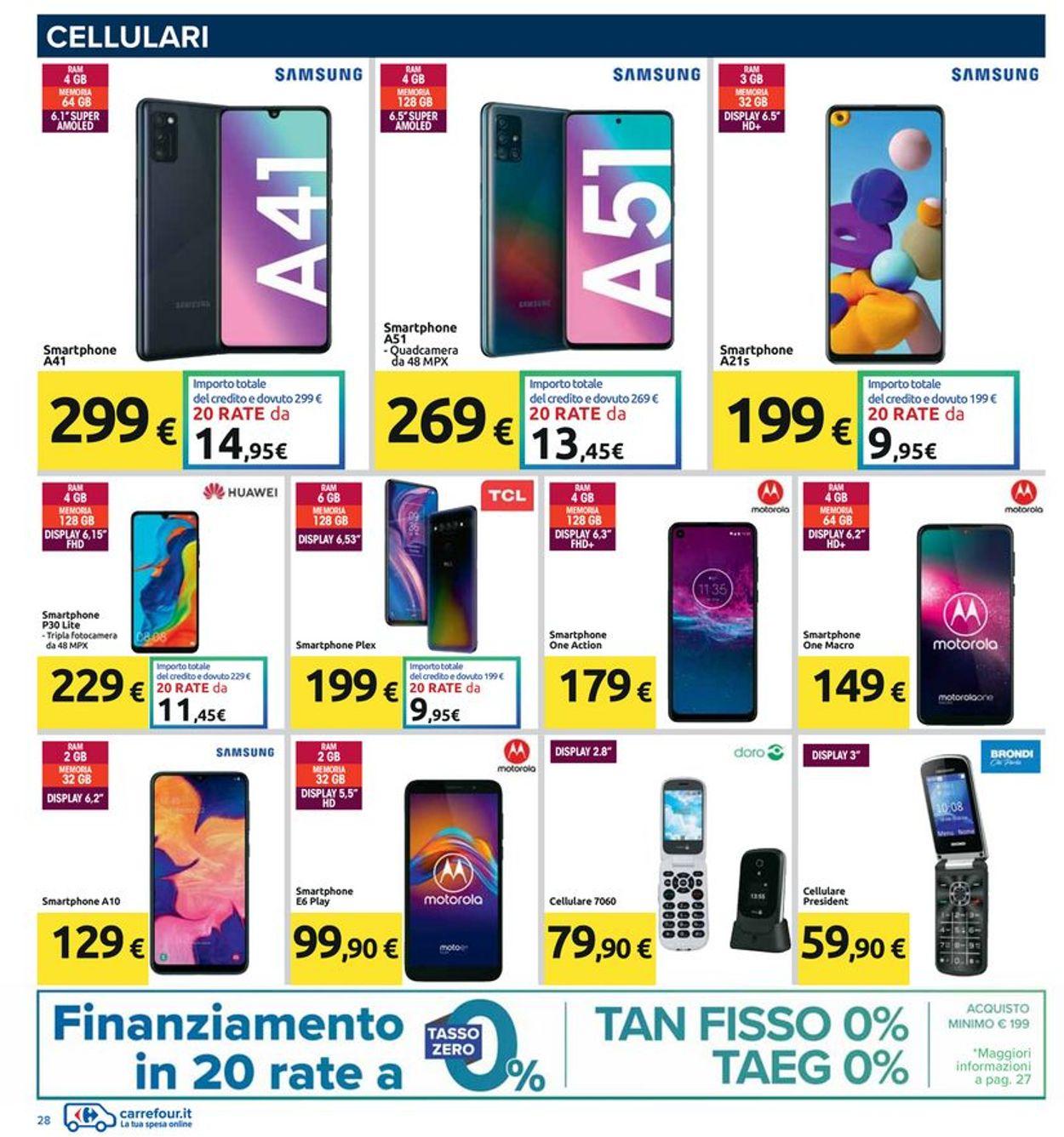 Volantino Carrefour - Offerte 17/07-27/07/2020 (Pagina 30)