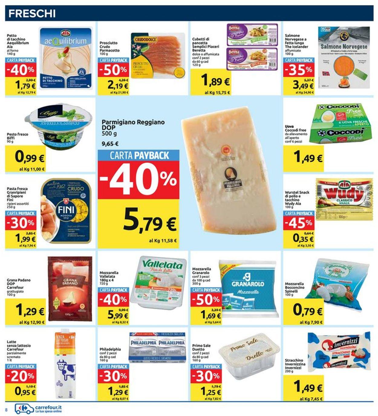 Volantino Carrefour - Offerte 28/07-06/08/2020 (Pagina 8)