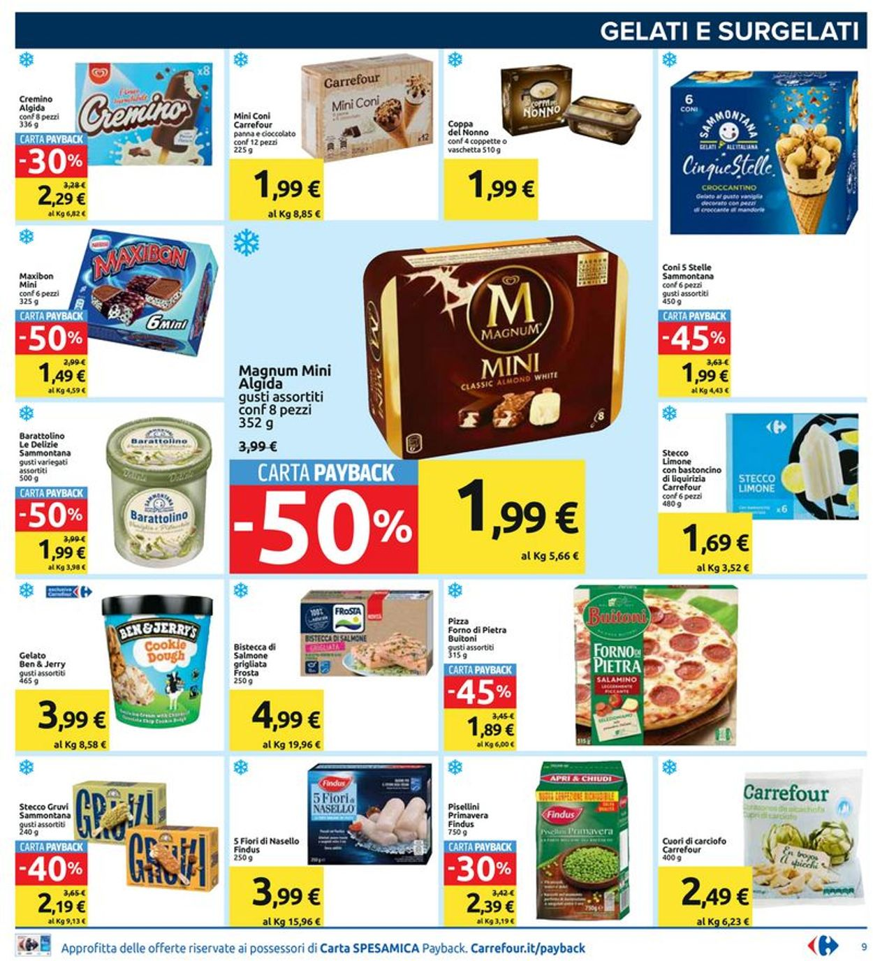 Volantino Carrefour - Offerte 28/07-06/08/2020 (Pagina 9)