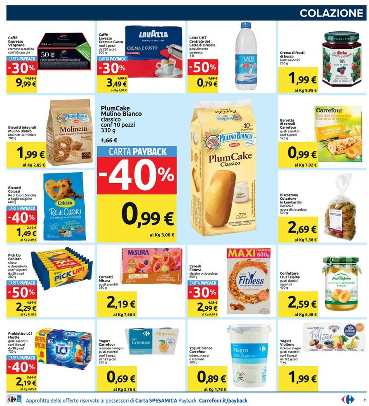 Volantino Carrefour - Offerte 28/07-06/08/2020 (Pagina 11)