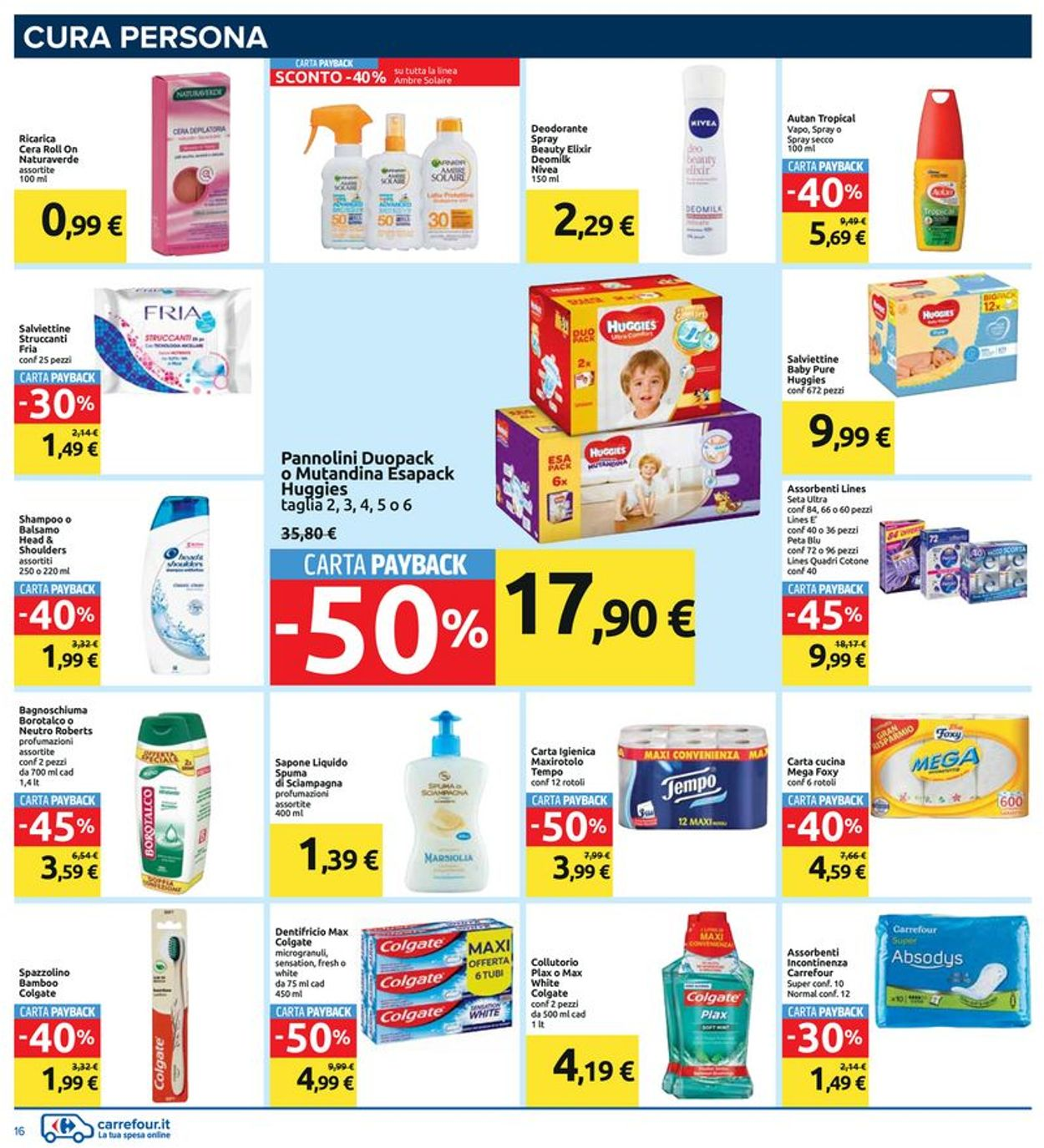 Volantino Carrefour - Offerte 28/07-06/08/2020 (Pagina 18)
