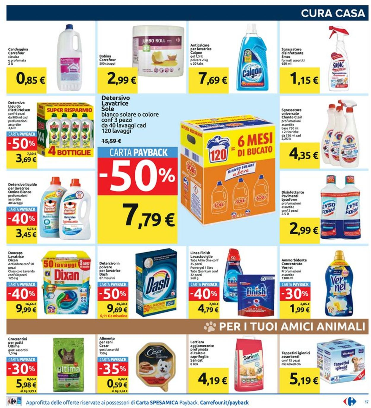 Volantino Carrefour - Offerte 28/07-06/08/2020 (Pagina 19)