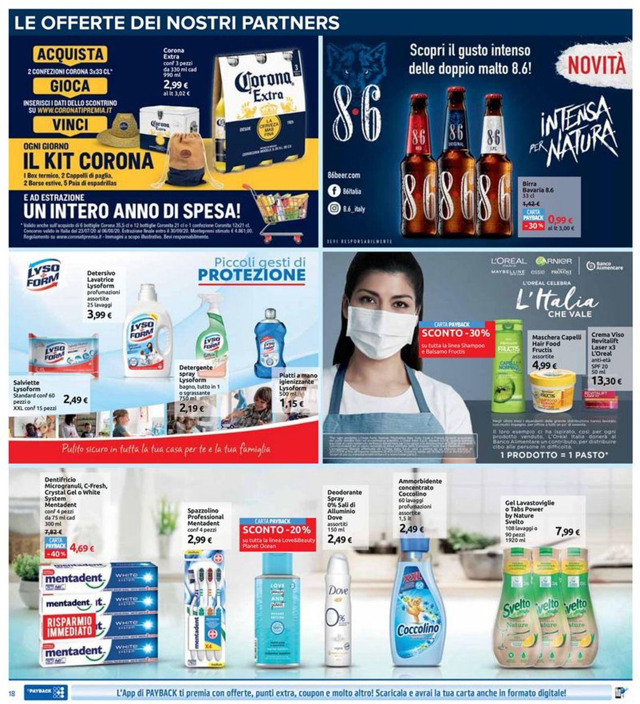 Volantino Carrefour - Offerte 28/07-06/08/2020 (Pagina 20)