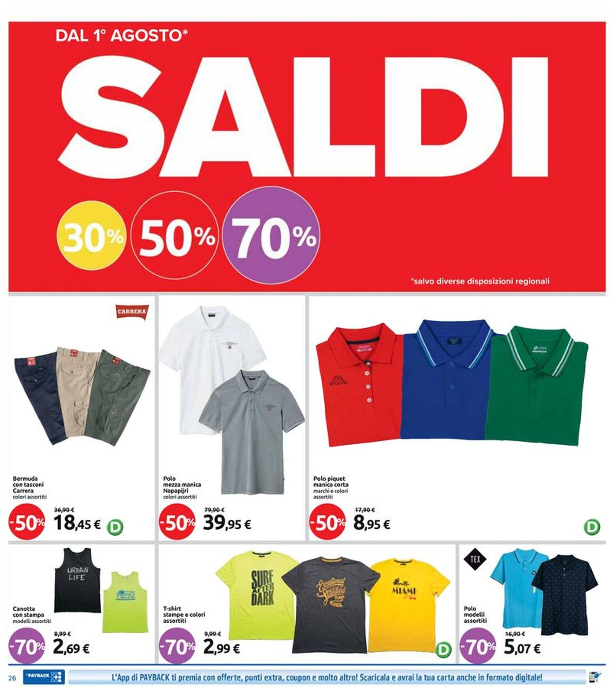 Volantino Carrefour - Offerte 28/07-06/08/2020 (Pagina 28)