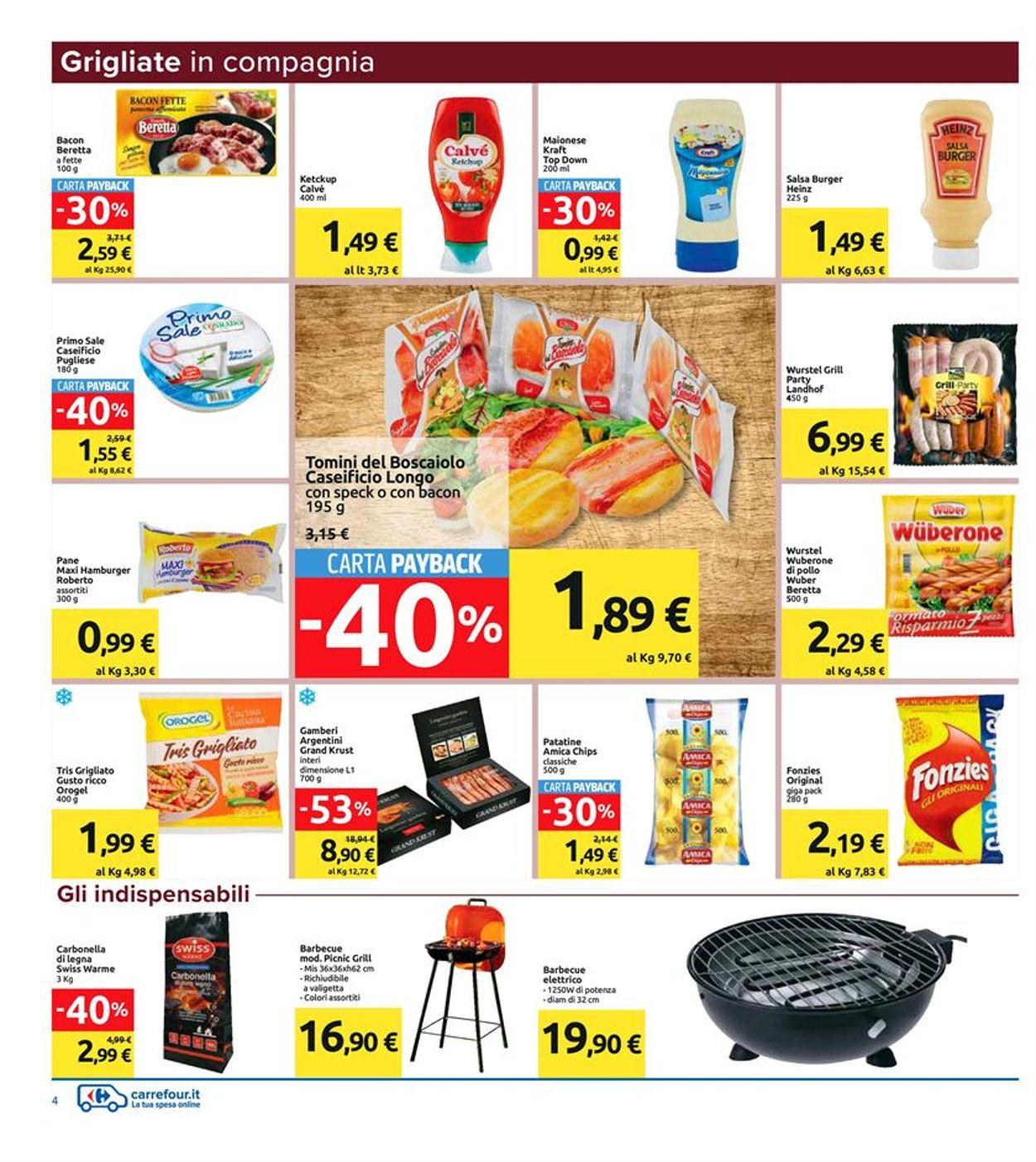 Volantino Carrefour - Offerte 07/08-18/08/2020 (Pagina 4)