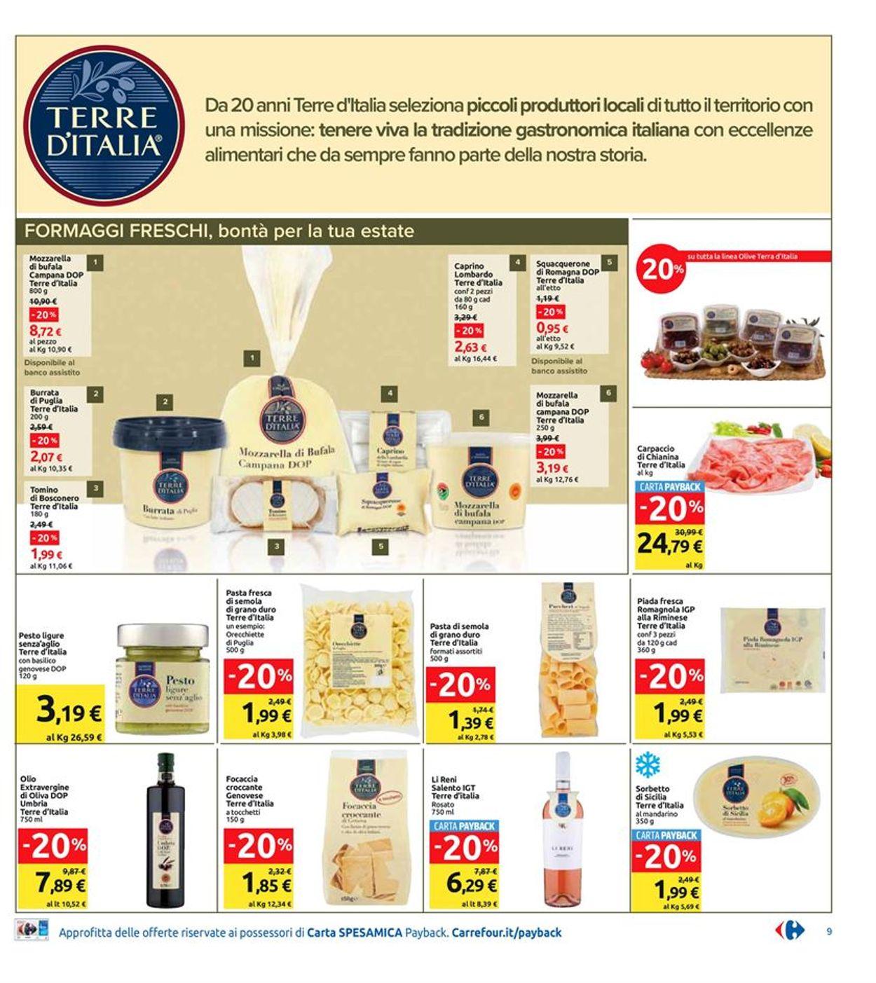 Volantino Carrefour - Offerte 07/08-18/08/2020 (Pagina 9)