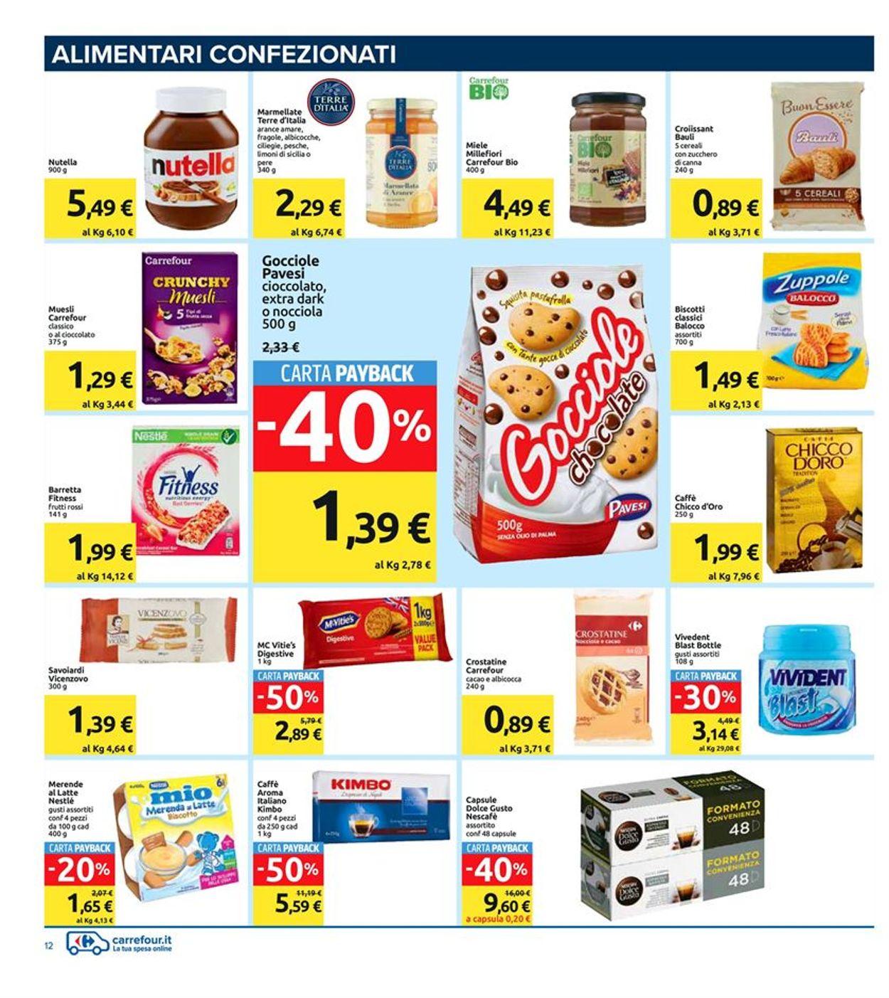 Volantino Carrefour - Offerte 07/08-18/08/2020 (Pagina 14)