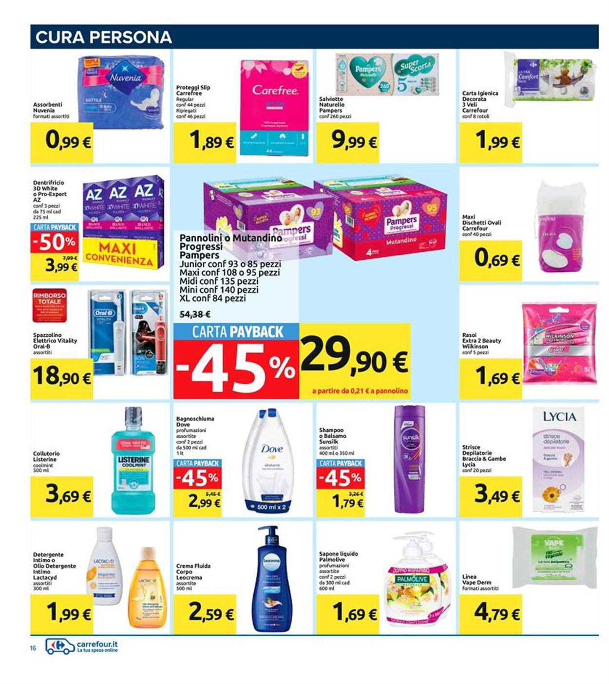 Volantino Carrefour - Offerte 07/08-18/08/2020 (Pagina 18)