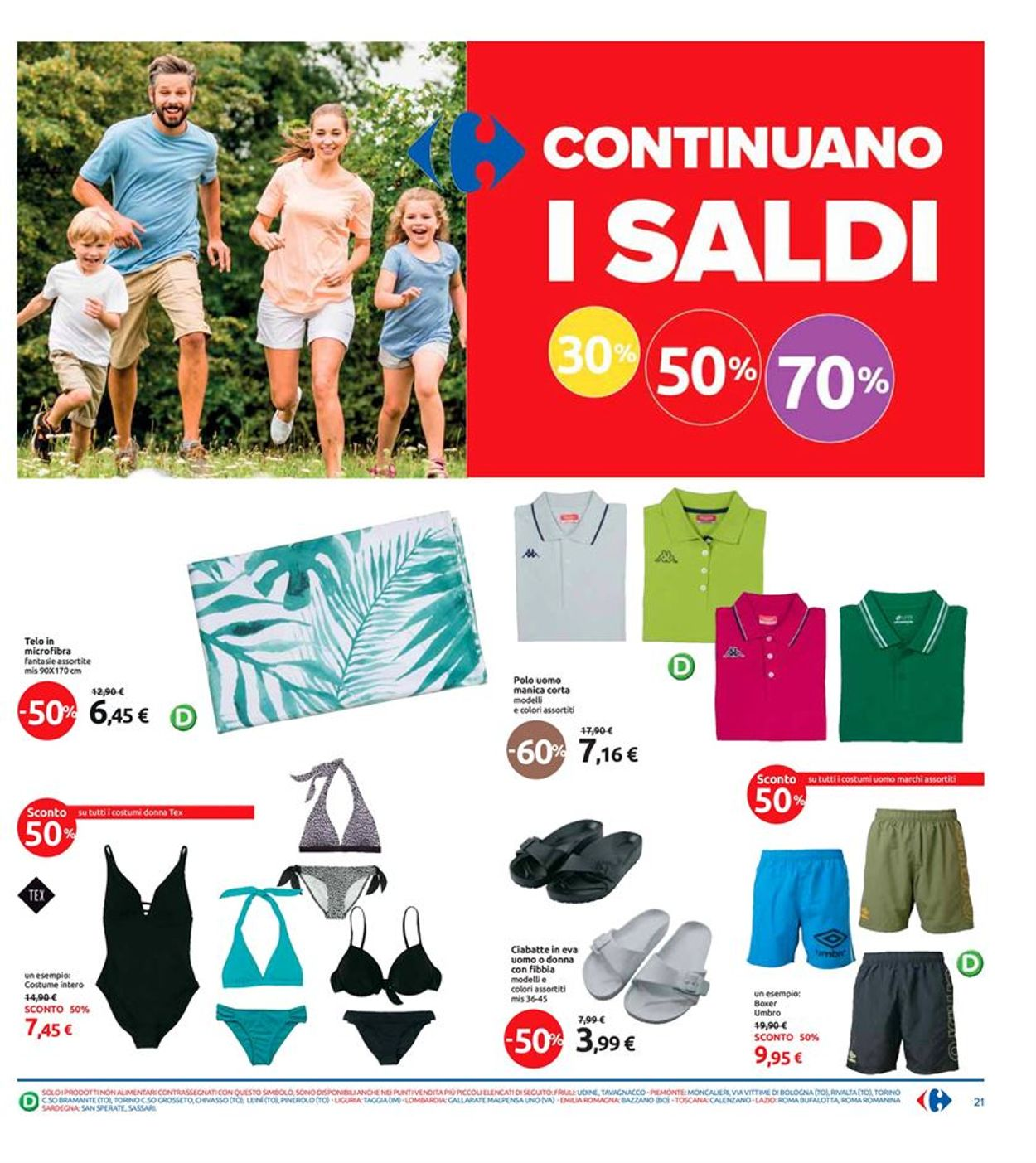 Volantino Carrefour - Offerte 07/08-18/08/2020 (Pagina 23)
