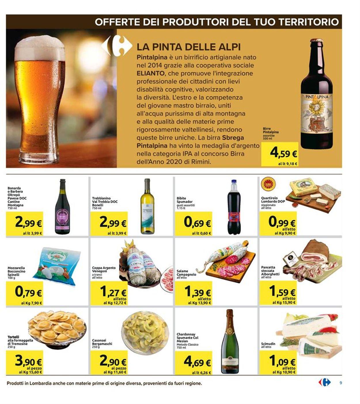 Volantino Carrefour - Offerte 19/08-27/08/2020 (Pagina 9)