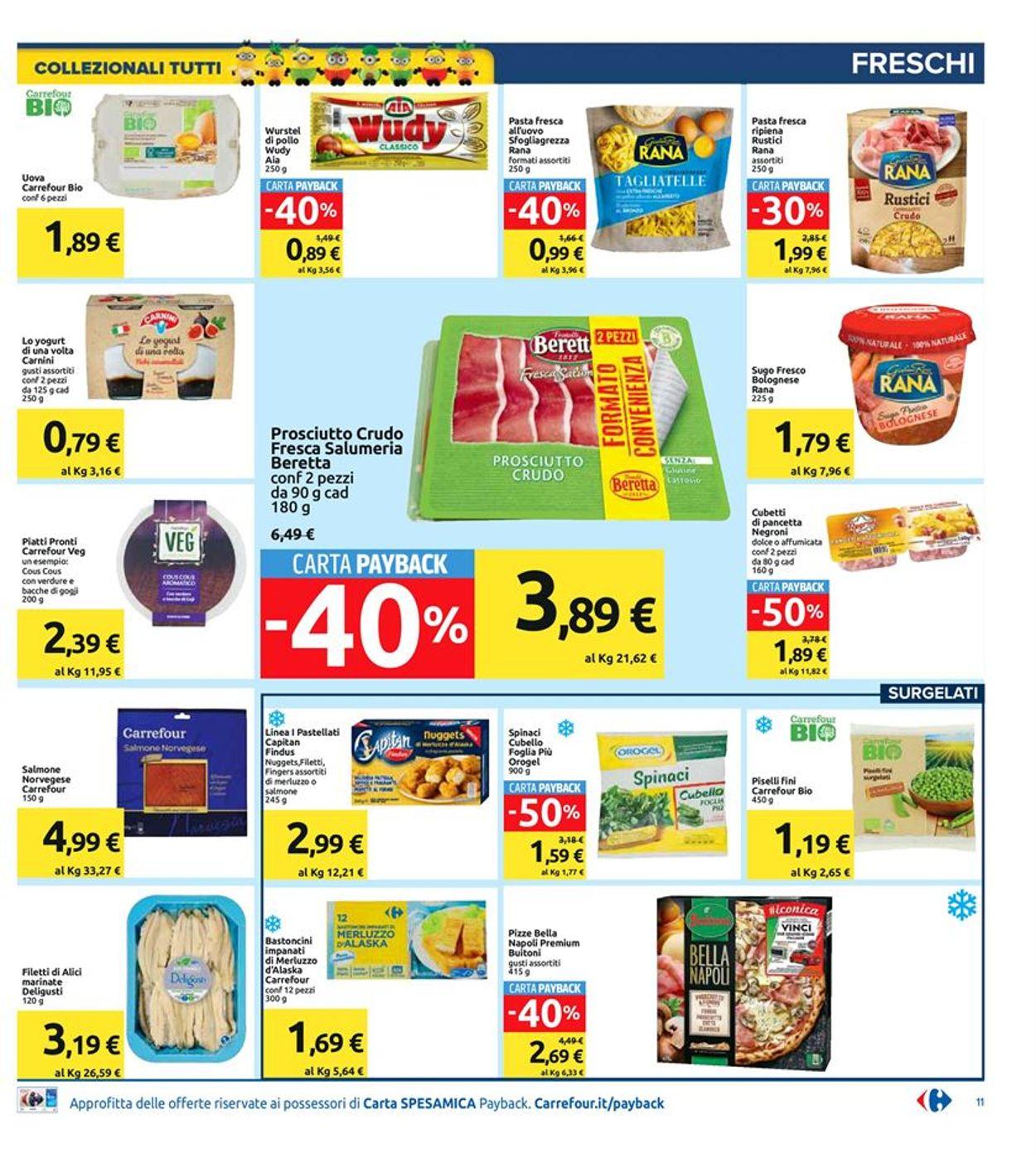 Volantino Carrefour - Offerte 19/08-27/08/2020 (Pagina 11)