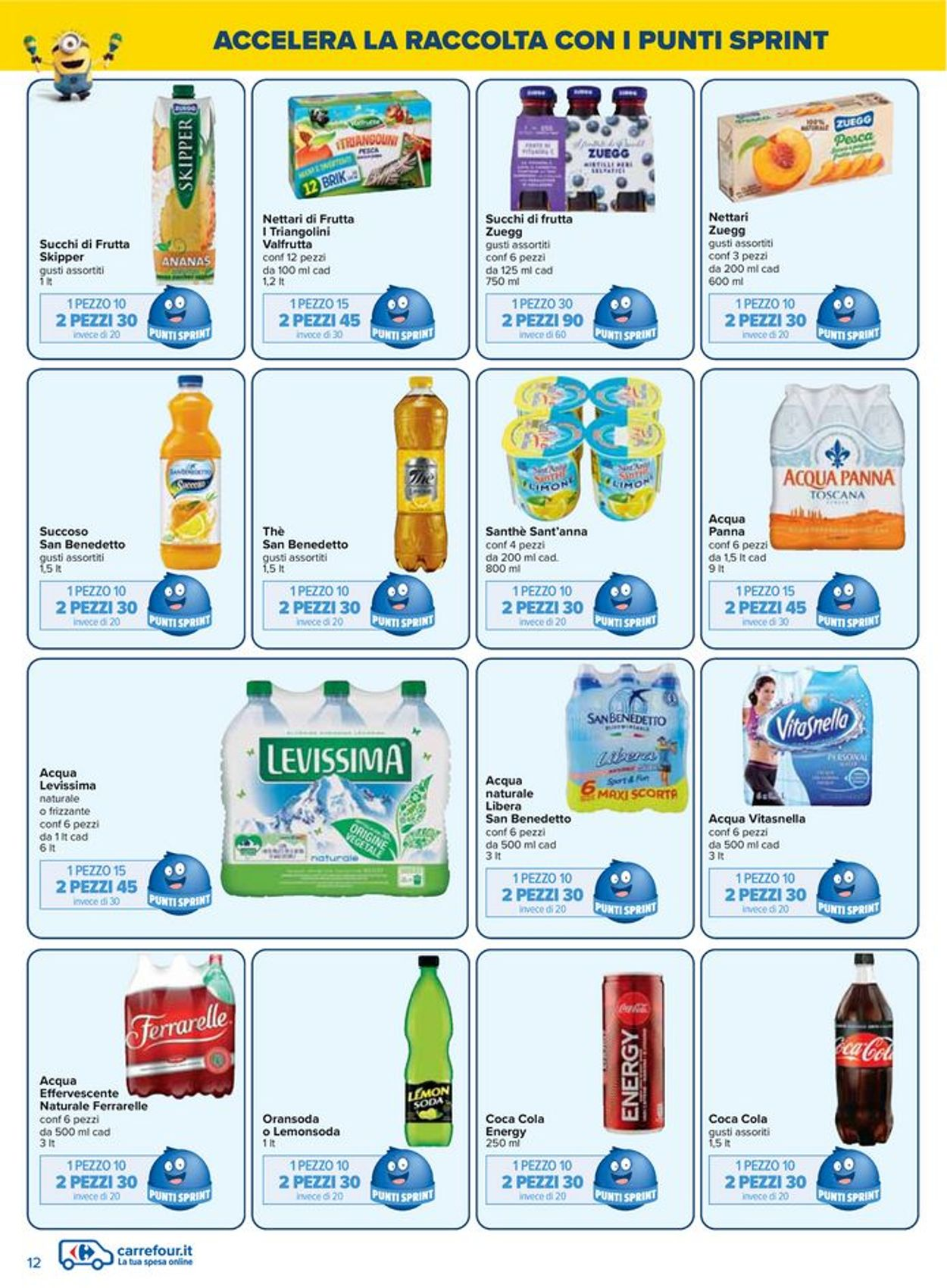 Volantino Carrefour - Offerte 28/08-17/09/2020 (Pagina 12)