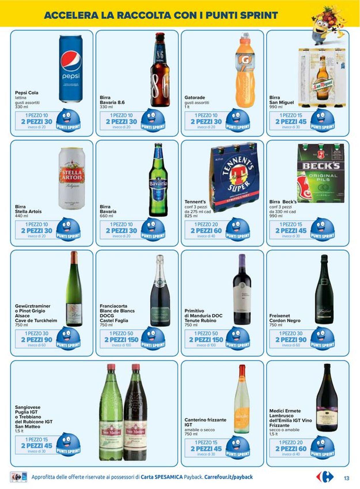Volantino Carrefour - Offerte 28/08-17/09/2020 (Pagina 13)