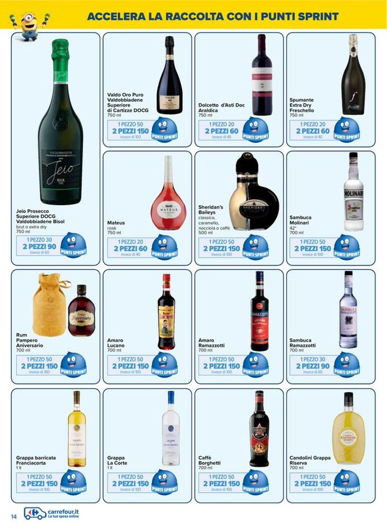 Volantino Carrefour - Offerte 28/08-17/09/2020 (Pagina 14)