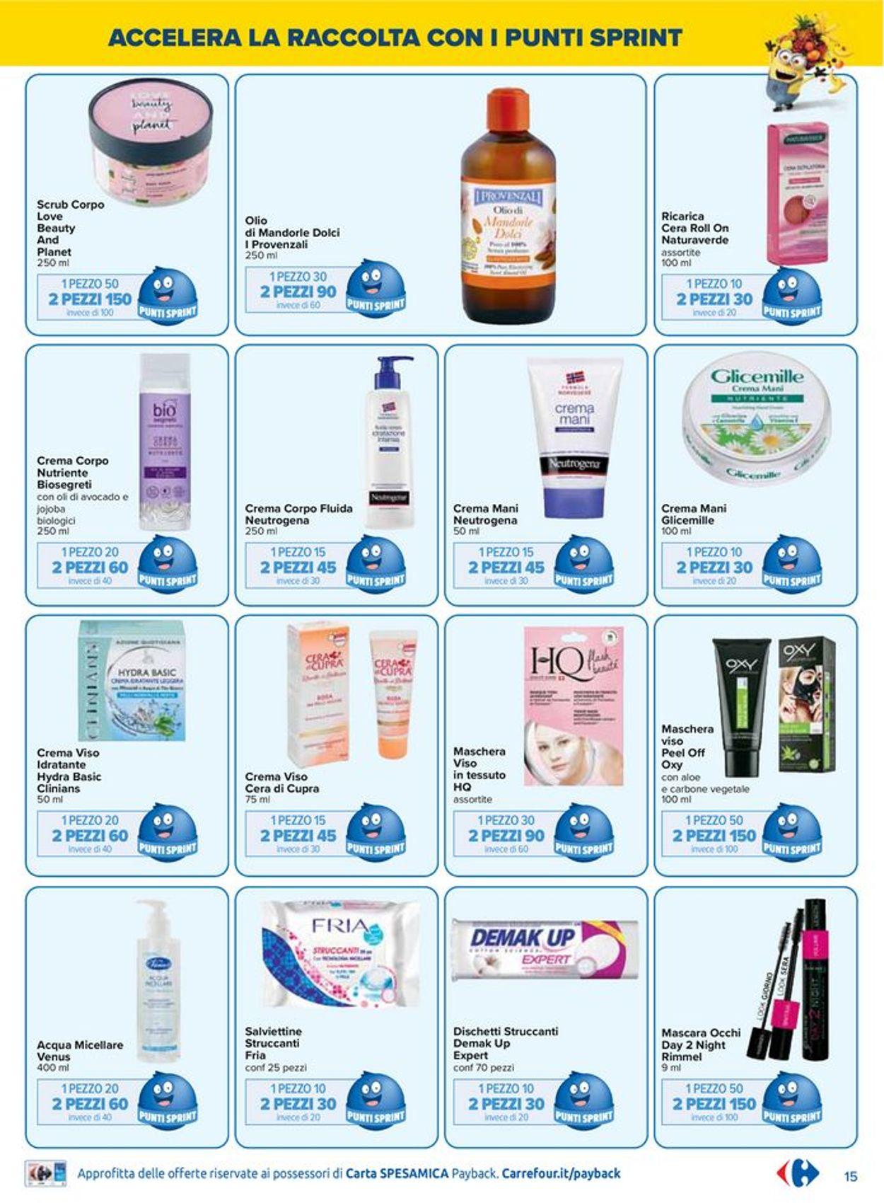 Volantino Carrefour - Offerte 28/08-17/09/2020 (Pagina 15)
